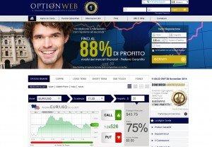 Optionweb Sito Web