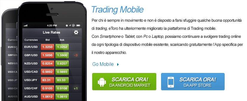 Etoro app / Comdirect hotline