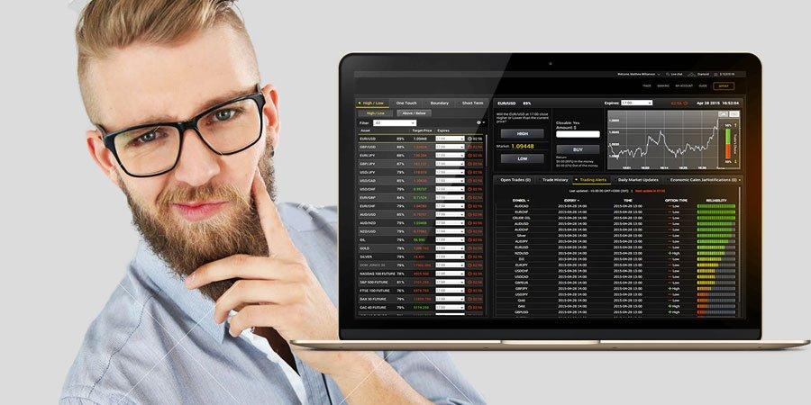 Scegliere un broker opzioni binarie