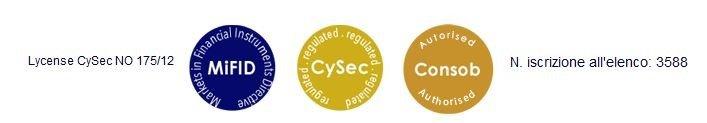 Licenza CySEC Consob