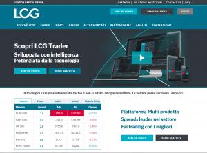 Broker LCG: London Capital Group