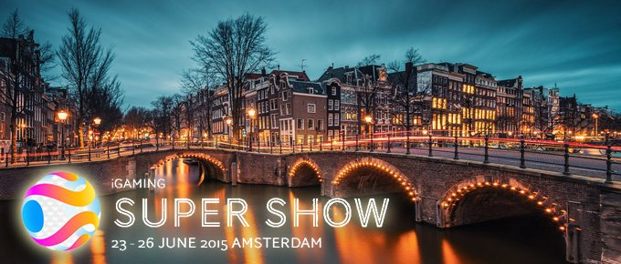 Igaming Super Show 2015 Amsterdam