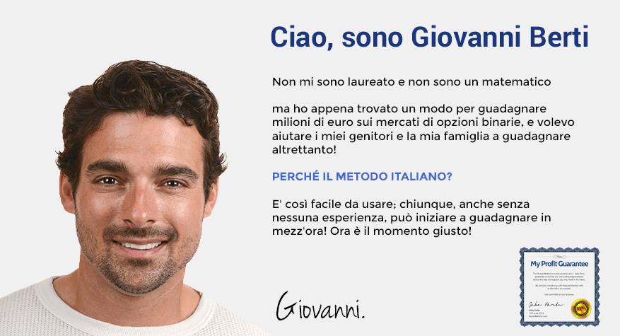 Giovanni Berti - Il metodo italiano