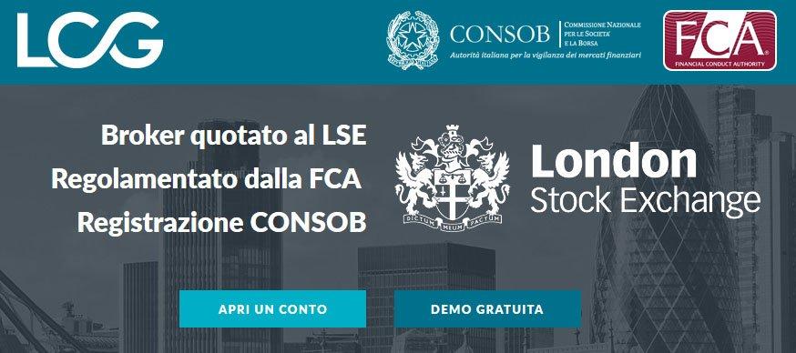 LCG London Capital Group