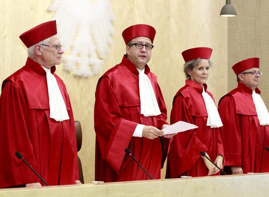 corte costituzionale tedesca