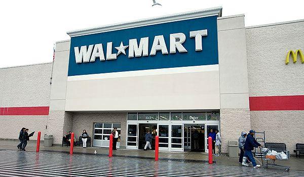 10.000 posti di lavoro in più da Wal-Mart Stores