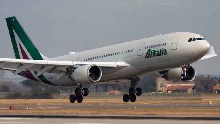 Prestito di 600 milioni ad Alitalia