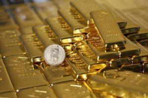 Aumentano io futures dell'Oro