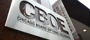 I post di CBOE registrano l'ADV a febbraio, prosegue con un forte avvio fino al 2018
