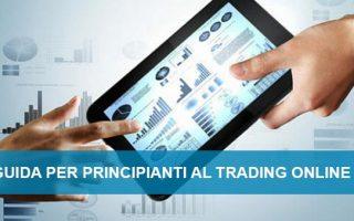 Guida per principianti al Trading online