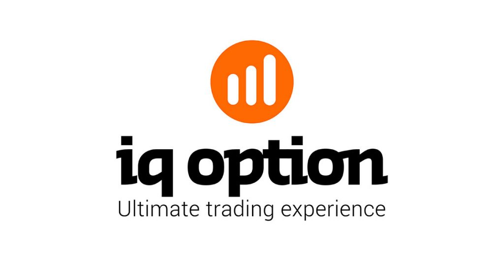 Logo ufficiale IQ Option