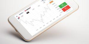 Piattaforma trading mobile BDSwiss