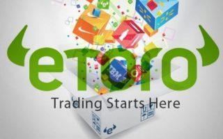 eToro lancia l'offerta di criptovaluta nel mercato statunitense
