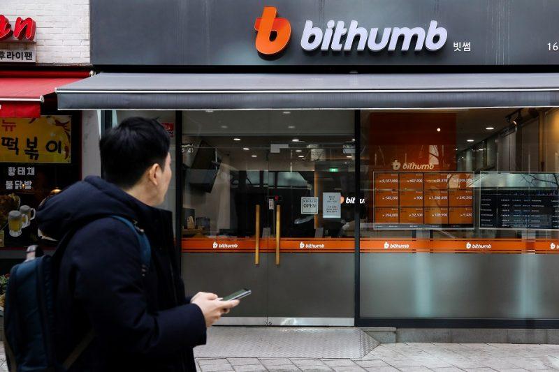Bithumb blocca i conti dei clienti residenti in 11 paesi