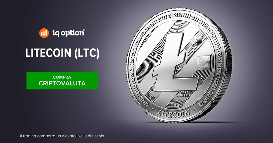 Compra Litecoin su iqoption