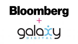 Bloomberg e Galaxy Digital rilasciano il Bloomber Galaxy Crypto Index