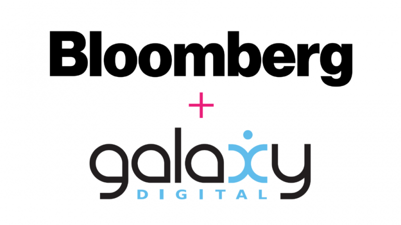 Bloomberg e Galaxy Digital rilasciano il Bloomber Galaxy Crypto Index