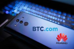 Huawei pre-istallazione di portafogli bitcoin su nuovi telefoni