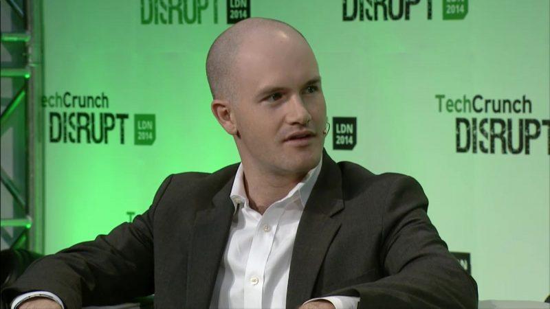 6de58bf4cc Coinbase Founder lancia la piattaforma Crypto Charity