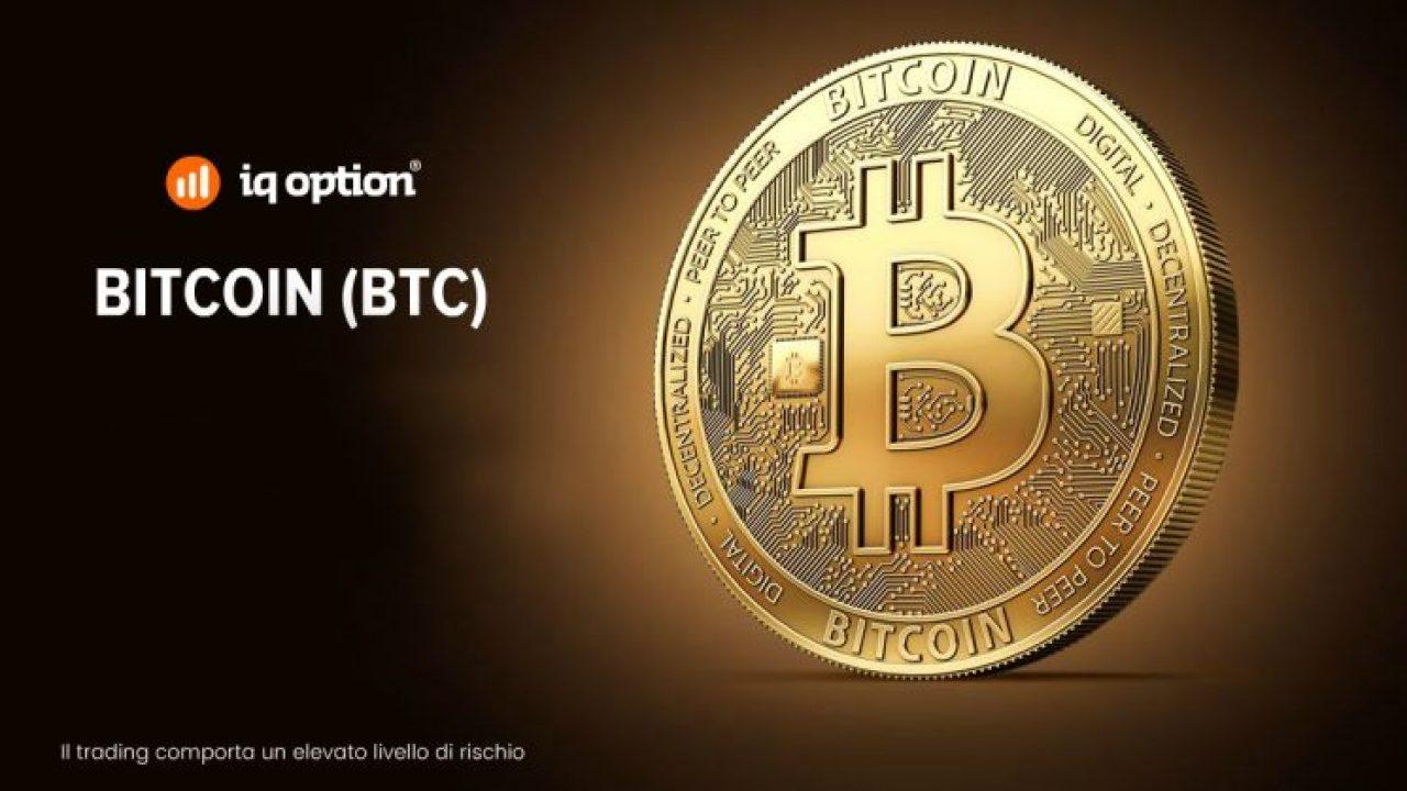 Opinione dell'opzione IQ - È il miglior broker BEST CRYPTO e BTC in ?