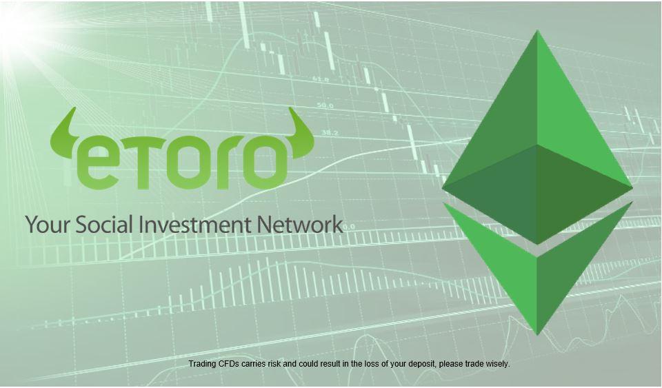 Guida Trading Ethereum con eToro: come comprare e vendere Ethereum