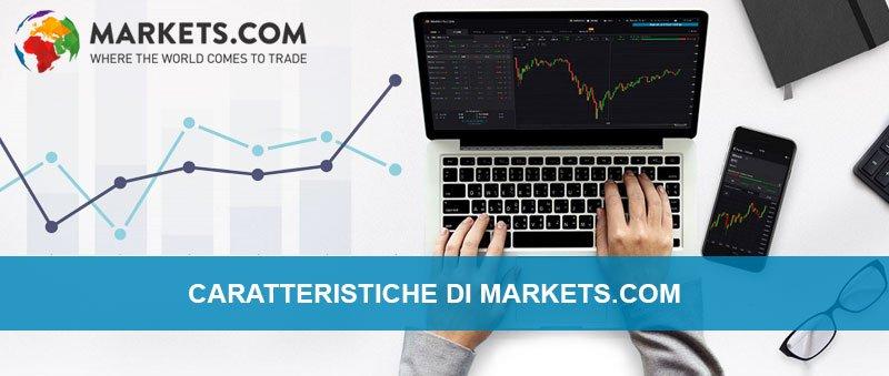 Caratteristiche Markets