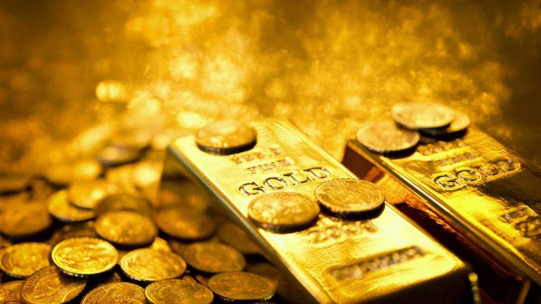 L'oro scende sotto la quota di 1.200 dollari l'oncia