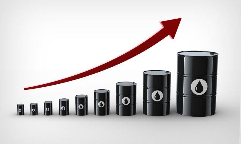 Prezzi Petrolio in aumento