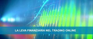 Leva finanziaria nel Trading online