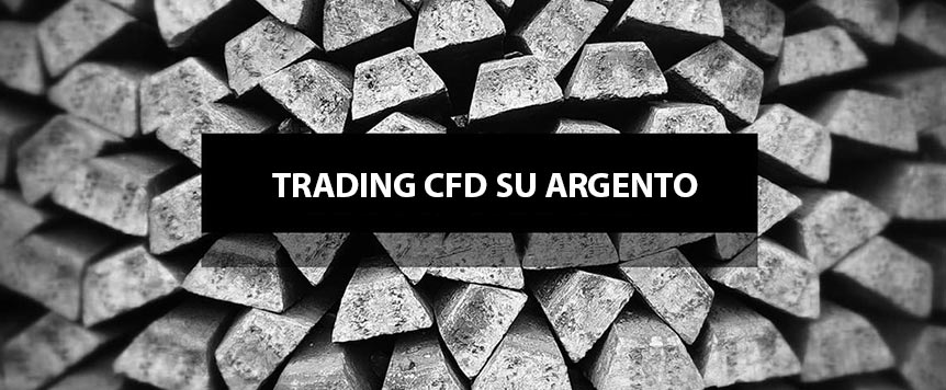 Trading CFD Argento