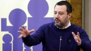 Piazza Affari e il deficit: le parole di Salvini