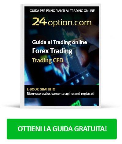 Guida gratuita al trading online di 24option
