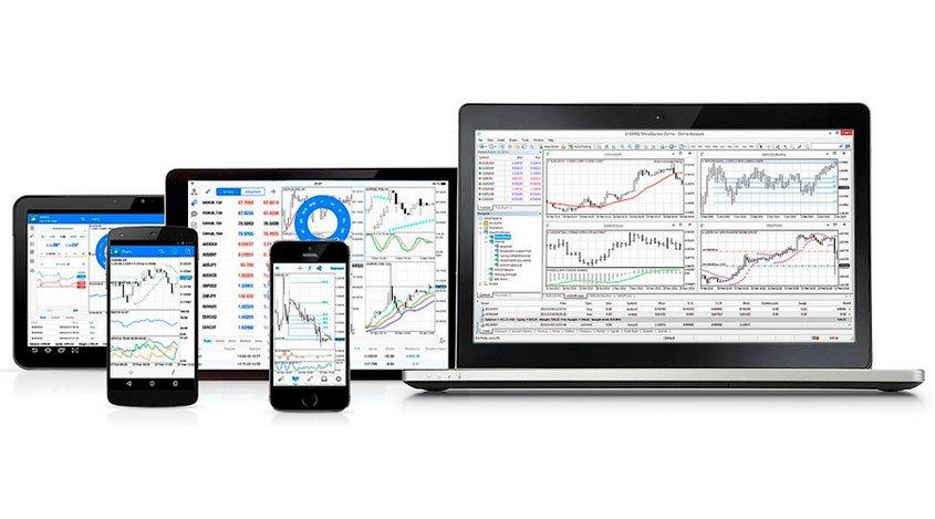 La Piattaforma di trading online Metatrader5