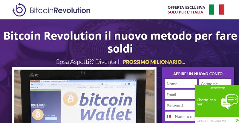 Bitcoin Revolution e Berlusconi: nuovo investimento?