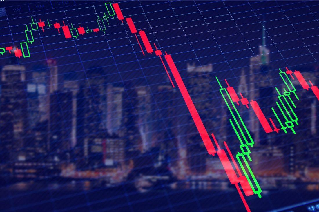 Ennesimo calo dei mercati