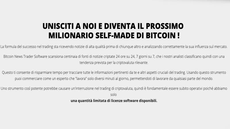 vino funziona il trading bitcoin