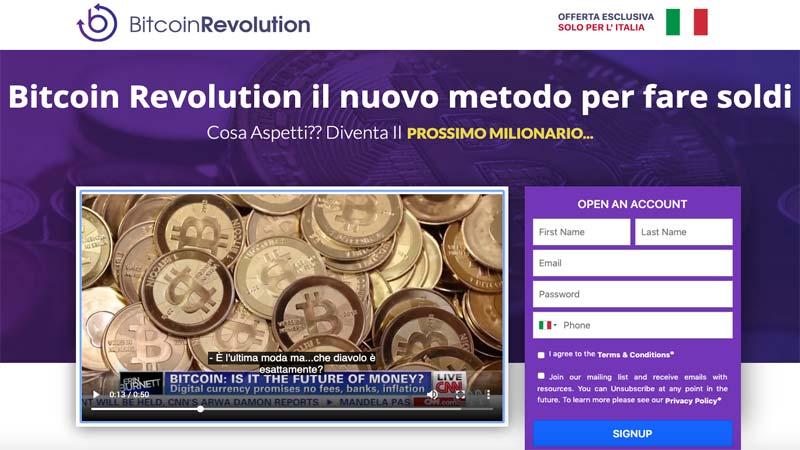 Bitcoin Revolution funziona veramente?