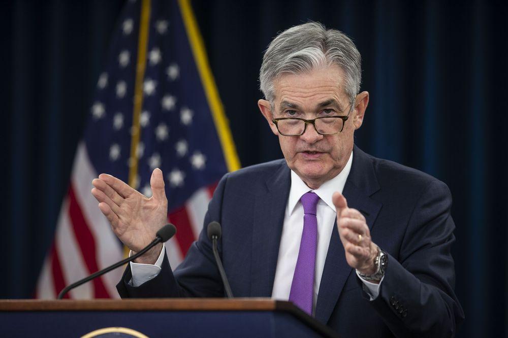 Powell: Bitcoin bene rifugio?