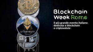 La prima Blockchain Week a Roma