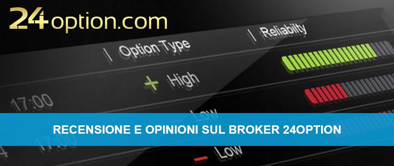 Trading online Demo con il broker 24option