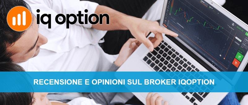 Recensione opinioni broker iqoption