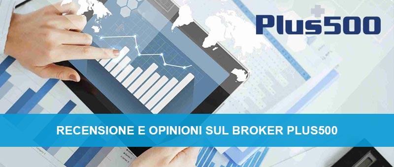 Trading online con il broker plus500