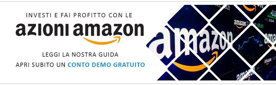 Come comprare azioni Aamzon