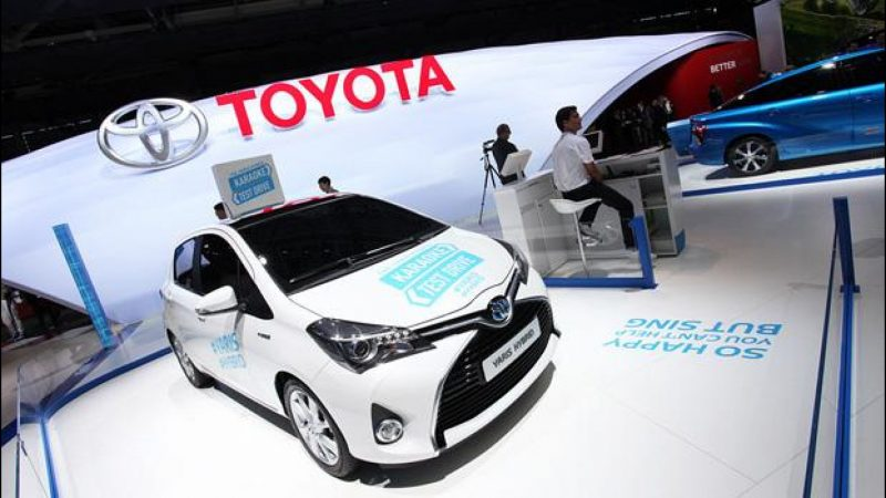 Il marchio Toyota non conosce la crisi