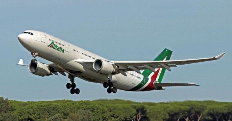 Sbloccati i fondi per Alitalia