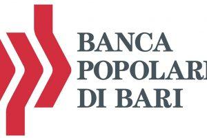 Anche la Banca popolare di Bari verrà salvata