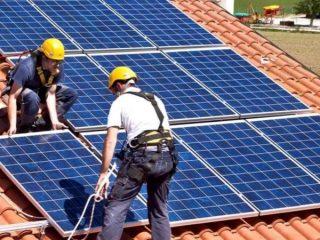 Frenata per il fotovoltaico