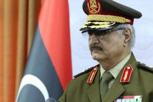 Haftar non ha firmato l'accordo per il cessate il fuoco