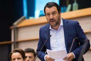 Salvini va al processo per il caso Gregoretti