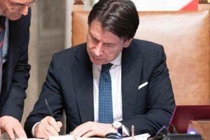 Conte: Tutta l'Italia zona Rossa